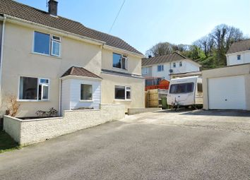 Thumbnail 4 bed semi-detached house for sale in St. Thomas Close, Plympton, Plymouth