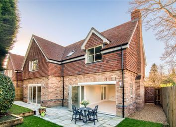 Thumbnail 4 bedroom detached house for sale in The Street, West Clandon