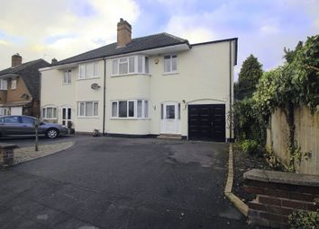 Thumbnail 3 bed semi-detached house for sale in Ravenscroft Road, Solihull