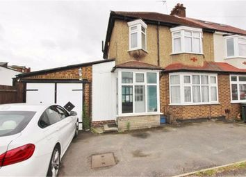 Thumbnail Semi-detached house to rent in Grosvenor Road, Borehamwood, Hertfordshire