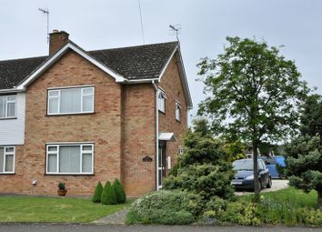 Thumbnail 3 bed semi-detached house for sale in High Street, Badsey, Evesham