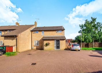 Thumbnail 3 bed end terrace house for sale in Wesley Close, Bewbush, Crawley
