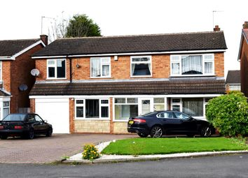 Thumbnail 5 bed detached house for sale in Park Hall Road, Walsall