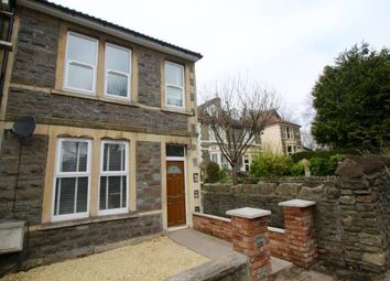 Thumbnail 3 bed end terrace house for sale in Tower Road North, Warmley, Bristol