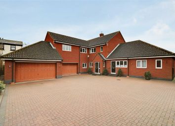 Thumbnail 6 bed detached house for sale in Church View, Elloughton, Brough