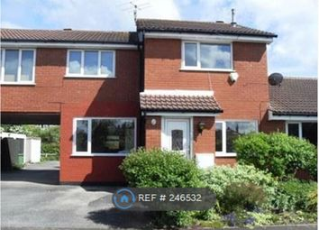 Thumbnail 3 bed terraced house to rent in Kale Close, Wirral