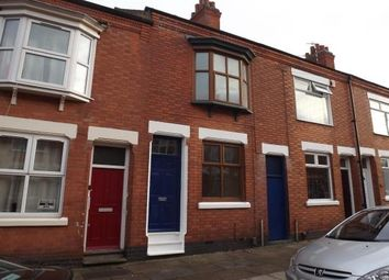 Thumbnail 2 bed terraced house to rent in Leeson Street, Aylestone