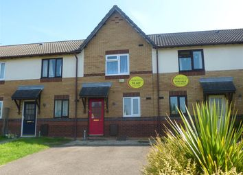 Thumbnail 2 bed terraced house to rent in Lewis Way, Thornwell, Chepstow