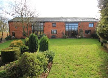 Thumbnail 3 bed property for sale in West Barn, Whiston, Nr Penkridge