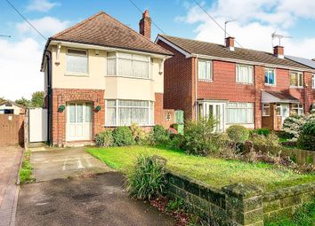 Thumbnail 3 bed detached house for sale in Romsey Road, Maybush, Southampton