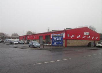 Thumbnail Warehouse to let in Leeway Court, Leeway Industrial Estate, Newport, Gwent, Wales