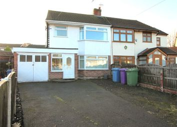 Thumbnail 3 bedroom semi-detached house for sale in Oakhurst Close, Gateacre, Liverpool, Merseyside