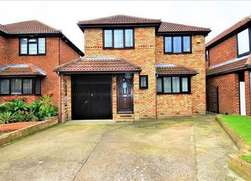 Thumbnail 4 bed detached house for sale in Castle View Road, Canvey Island, Essex