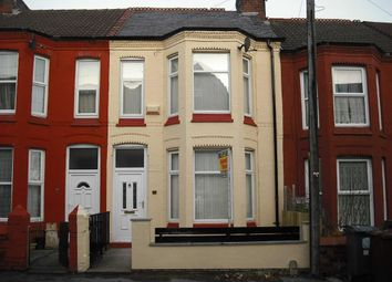 Thumbnail 4 bed terraced house to rent in Wright Street, Wallasey, Wirral