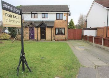 Thumbnail 3 bed semi-detached house for sale in Dalehead Grove, Leigh