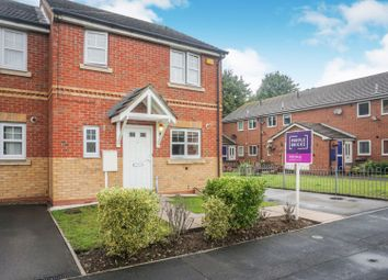 Thumbnail 3 bed end terrace house for sale in Melbourne Court, Nottingham