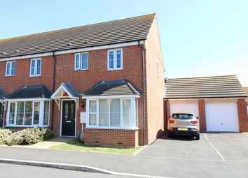Thumbnail 3 bed end terrace house to rent in Windmill Close, Deeping St James, Peterborough, Lincolnshire