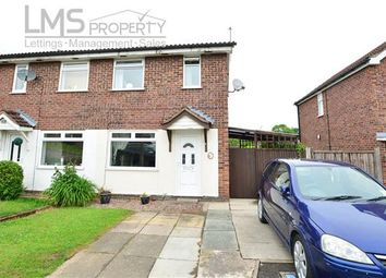 Thumbnail 2 bed semi-detached house to rent in Muirfield Drive, Winsford
