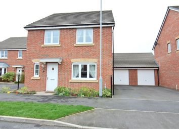 Thumbnail 4 bed detached house for sale in Maplewood, Langstone, Newport