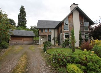 Thumbnail 4 bed detached house for sale in Croftcroy, Croftinloan, Pitlochry
