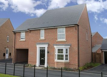 "Thumbnail 4 bed detached house for sale in ""Hurst"" at Town Lane, Southport"