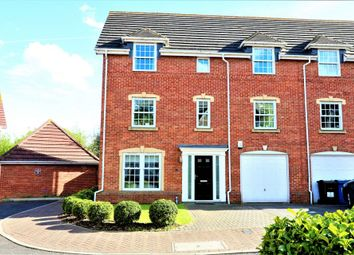 4 bed end terrace house for sale in Chichester Close, Chafford Hundred, Grays RM16