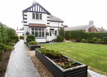 Thumbnail 3 bed detached house for sale in Holt Road, Wrexham, Wrexham