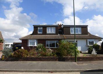 Thumbnail 3 bed semi-detached house to rent in Russells Close, East Preston, Littlehampton