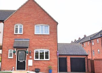 Thumbnail 3 bedroom semi-detached house for sale in Vaughan Williams Way, Swindon