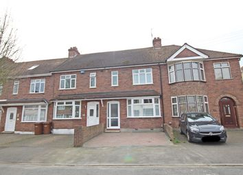 Thumbnail 3 bed terraced house for sale in Sunnymead Avenue, Gillingham, Kent.