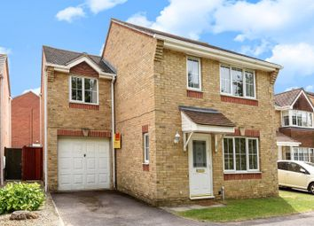 Thumbnail 3 bed detached house for sale in Germander Way, Bicester