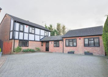 Thumbnail 4 bed detached house for sale in Broadleaf Avenue, Bishops Stortford, Hertfordshire
