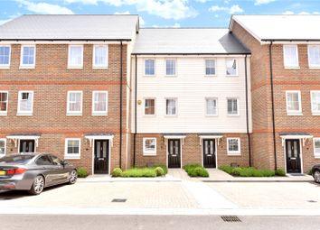 Thumbnail 3 bed terraced house to rent in Mere Road, Dunton Green, Sevenoaks, Kent