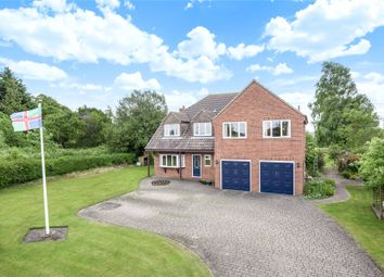 4 bed detached house for sale in West Torrington, Lincoln LN8