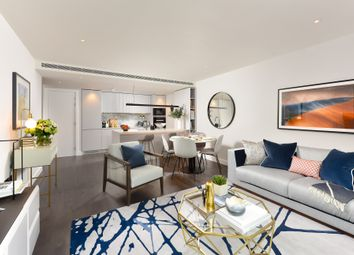 Thumbnail 3 bed flat for sale in White City Living, 54 Wood Lane, London