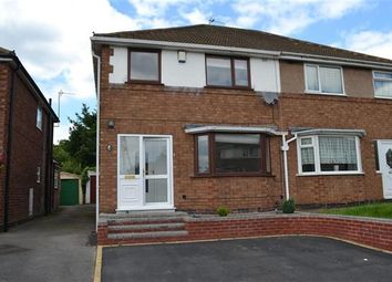Thumbnail 3 bed semi-detached house to rent in Highland Road, Great Barr, Birmingham