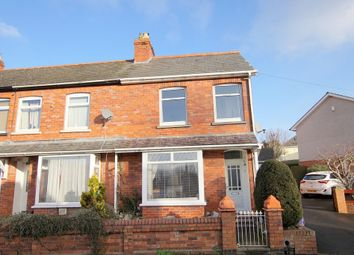 Thumbnail 3 bed end terrace house for sale in 12, Grosvenor Road, Abergavenny, Monmouthshire