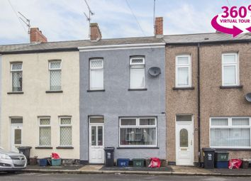 Thumbnail 3 bedroom terraced house for sale in Magor Street, Newport