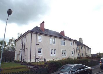 Thumbnail 2 bed flat to rent in Cameron Crescent, Hamilton