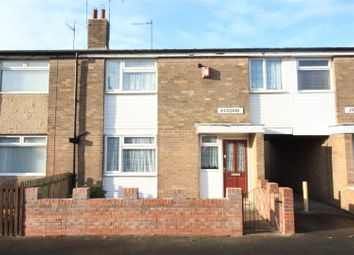 Thumbnail 3 bed terraced house for sale in Kerdane, Hull