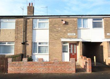 Thumbnail 3 bedroom terraced house for sale in Kerdane, Hull