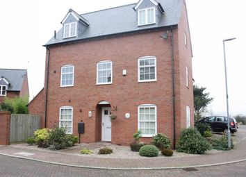 Thumbnail 4 bed property to rent in Pipistrelle Drive, Market Bosworth, Warwickshire