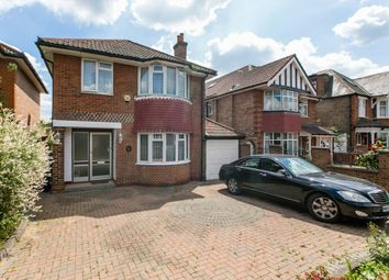Thumbnail 3 bed detached house for sale in Perryn Road, London