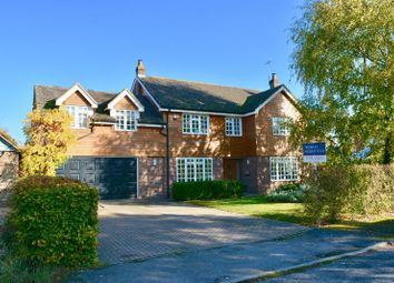 Thumbnail 5 bed detached house for sale in Morlands, East Hanney, Wantage