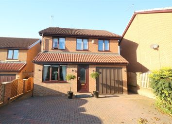 Thumbnail 3 bed detached house for sale in Moorhouse Close, Whiston, Rotherham, South Yorkshire