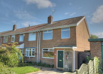 Thumbnail 3 bed terraced house for sale in Rowedge Walk, Westerhope, Newcastle Upon Tyne