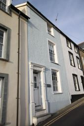 Thumbnail 4 bedroom town house for sale in 21 Church Street, Aberdovey