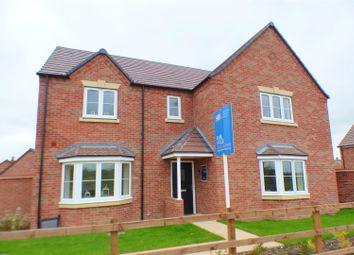 Thumbnail 5 bedroom detached house for sale in Ettington Road, Wellesbourne, Warwick