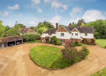 Thumbnail 5 bed detached house for sale in Hoe Lane, Peaslake, Guildford