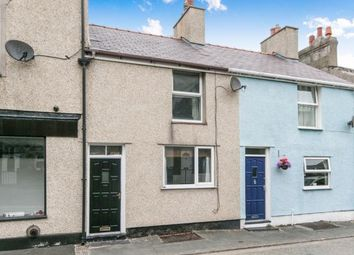 Thumbnail 3 bed terraced house for sale in High Street, Penmaenmawr, Conwy, North Wales